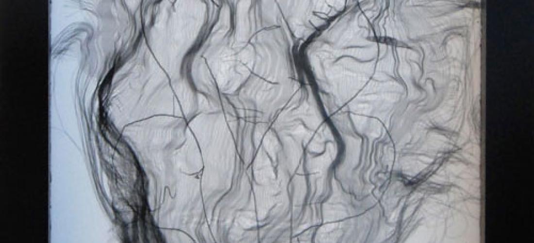 Dessin B – technique mixte – 21 x 16 cm